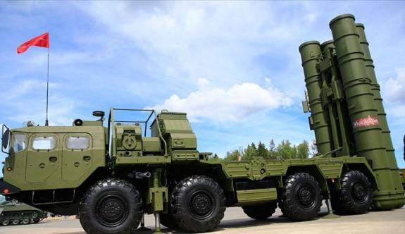 Türkiye'ye S-400 füzelerinin teslimatına başlandı