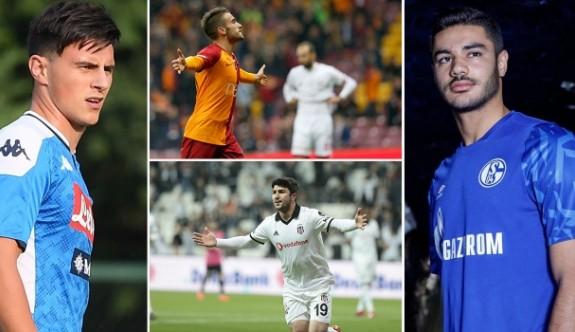UEFA, Avrupa'nın yükselen 50 genç yıldızını açıkladı