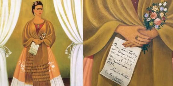 Yaşamından İzlerle Frida Kahlo'nun Eserleri ve Bilinmeyen Hikayeleri