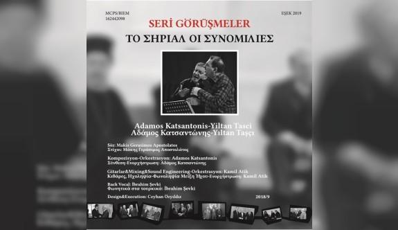 Yıltan Taşçı ve Adamos Katsantonis'ten yeni albüm