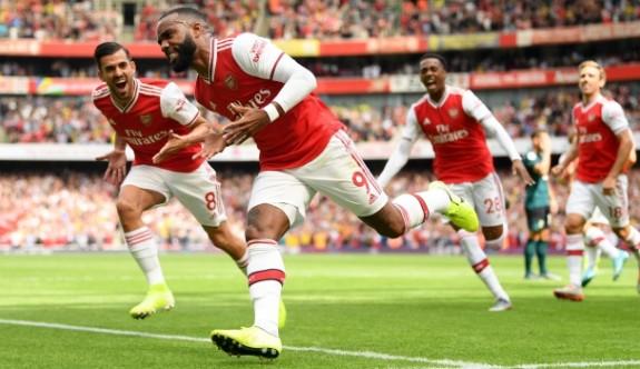 Arsenal  iyi gidiyor