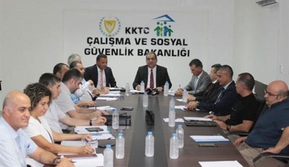 Asgari ücret saptama komisyonu üçüncü kez toplandı