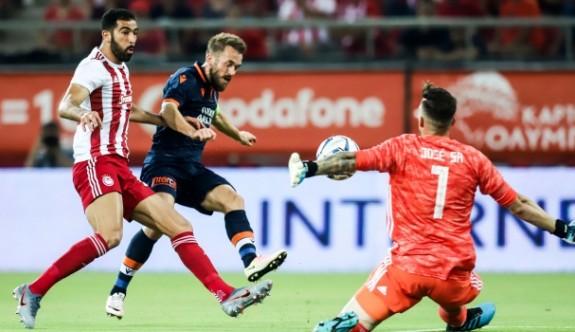 Başakşehir'in, Şampiyonlar Ligi rüyası başlamadan bitti