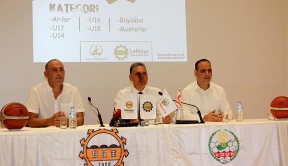 """Başkentte, """"Baskent Basketbol Turnuvası"""" düzenlenecek"""