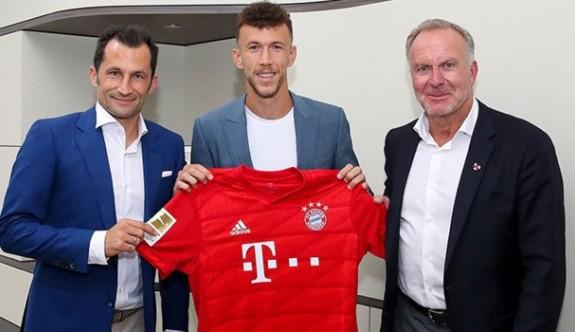 Bayern Münih Perisic'i kiraladı