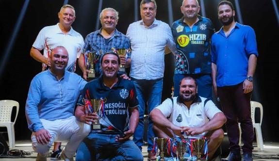 Beyarmudu'nda şampiyon Cemal Gingi