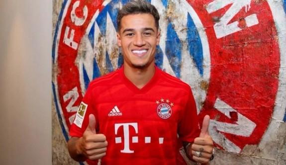Coutinho Bayern Münih'te