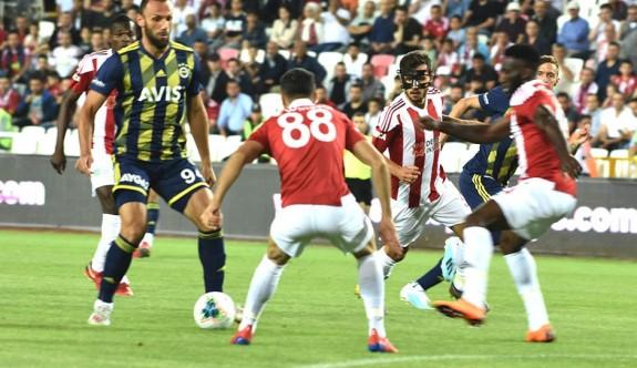 Cumhuriyet Kupası Sivasspor'un