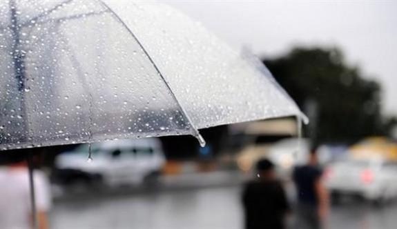 Esentepe'ye 72 Kg. yağış