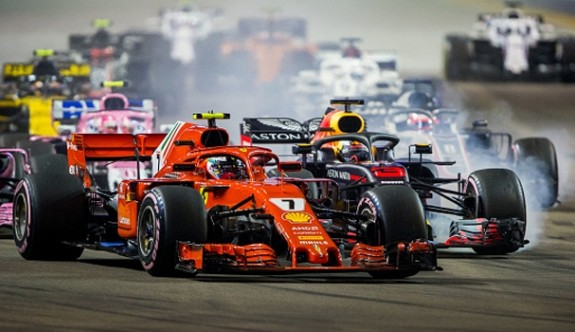 Formula 1'de gaza Belçika'da basılacak