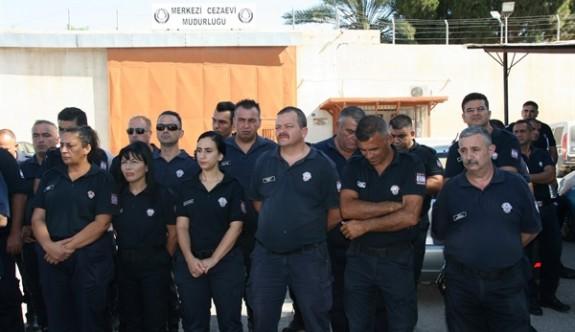 Gardiyanlardan, İçişleri Bakanlığı'na 'son uyarı'