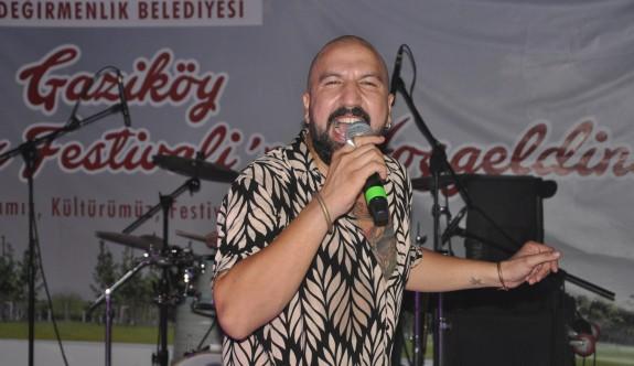 """Gaziköy'de """"Bidda Badadez Festivali""""yle şenlendi"""