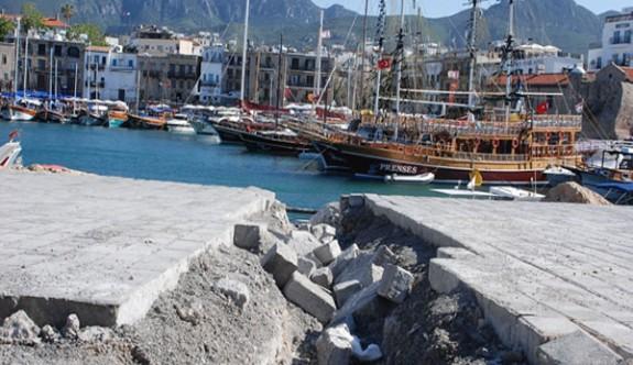 Girne Antik Liman yenilenecek