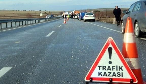 Haftalık trafik bilançosu: 142 kaza, 2 ölü