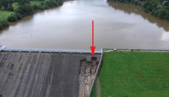 İngiltere'de baraj alarmı