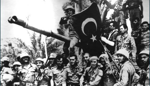 Kıbrıs Barış Harekâtı'nın ikinci aşamasının 45'inci yıl dönümü
