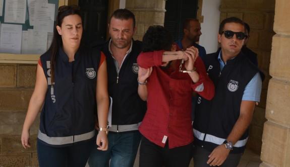 Kız arkadaşına tecavüzden tutuklandı