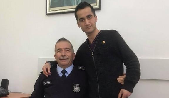 Lefkoşa Polis Müdürlüğü yasta