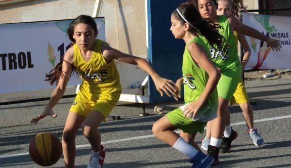 Lefkoşa sokaklarında, basketbol şöleni yaşanacak