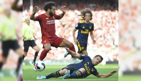 Liverpool ve Rennes 3'te 3 yaptı