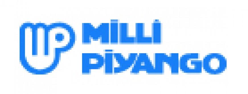 Milli Piyango çekildi
