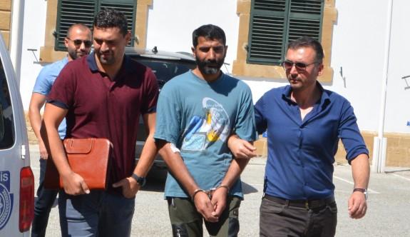 Naim'in katil zanlısı iade edildi