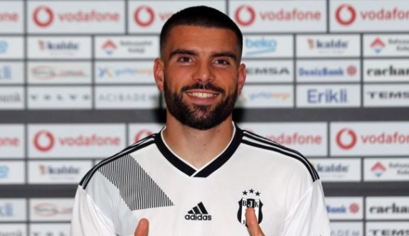 Pedro Rebocho Beşiktaş'ta
