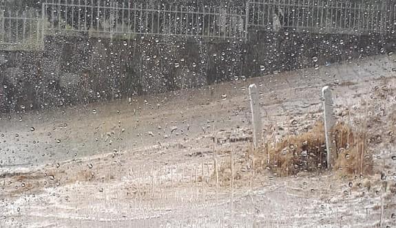 Polisten şiddetli yağış uyarısı