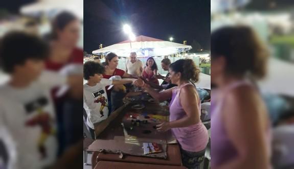 Pulya Festivali dolu dolu sürüyor