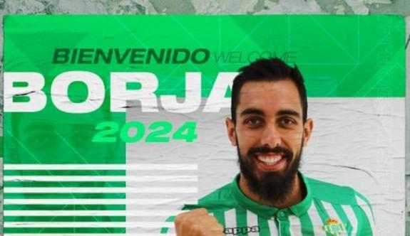Real Betis transfere doymuyor