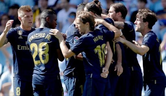 Real Madrid iyi başladı