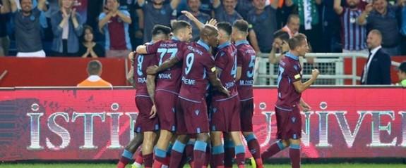 Trabzon, Avrupa'da yoluna devam