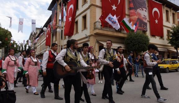 TUFAD, Kastamonu'da kültürümüzü tanıttı