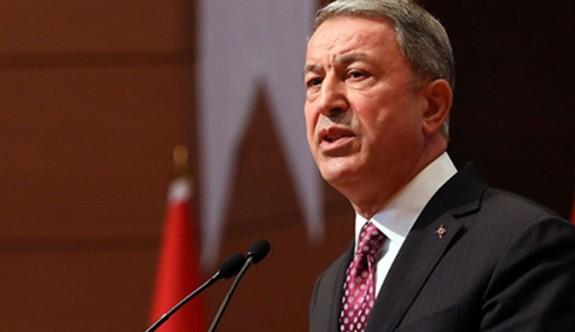 Türkiye Savunma Bakanı Akar geliyor
