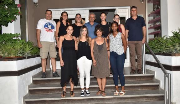 Vakıflar Kadın Takımı, Erdoğdu'ya emanet