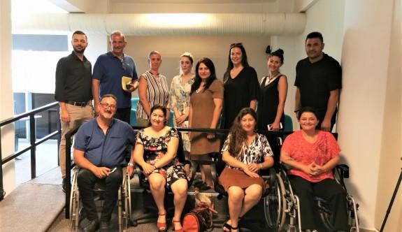 YDÜ Engelli Hakları İzleme Komitesi'nin gündemi 'Engellilerde Spor'
