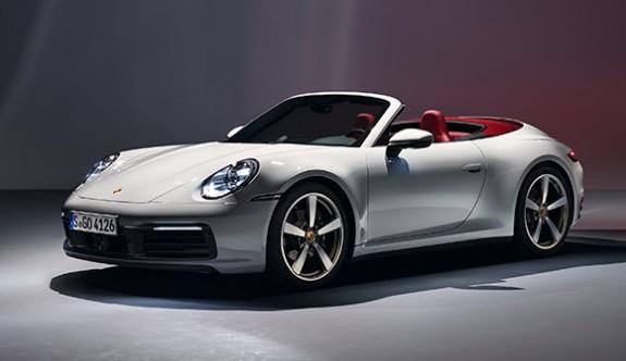 Yeni Porsche 911'in baz versiyonu hazır