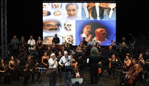 Amfi Tiyatro'da müzik ziyafeti