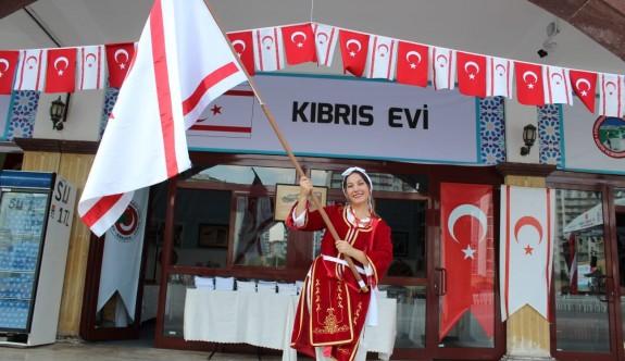 Ankara'da Kıbrıs tanıtımı