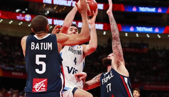 Basketbolda finalin adı: Arjantin-İspanya