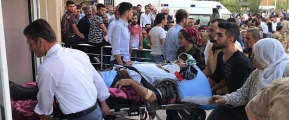 Bitlis'te büyük kaza