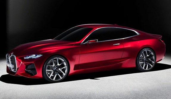 BMW 4-Serisi konsepti görücüye çıktı