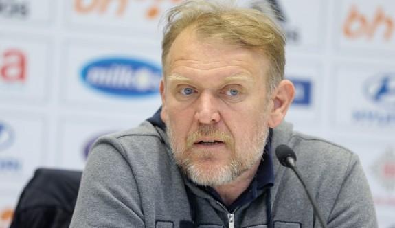 Bosna Hersek'in teknik direktörü Prosinecki istifa etti