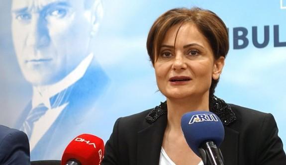 CHP İl Başkanı Kaftancıoğlu'na hapis cezası