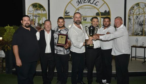 Darts Yaz Ligi ödülleri verildi