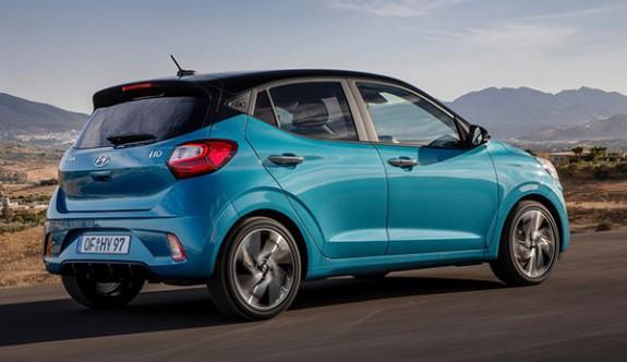 En küçük Hyundai yenilendi