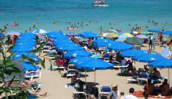 Güney'de turizm Ağustos'ta rekor kırdı