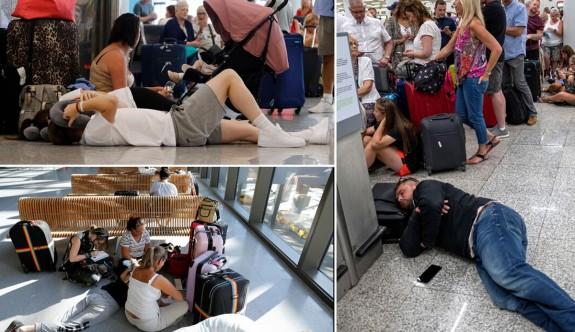 Güney turizminde büyük zarar