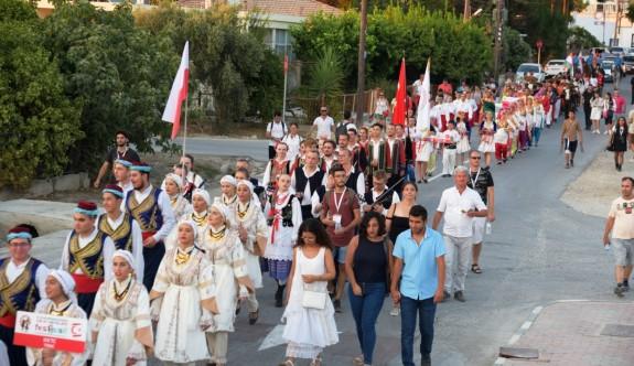 Haspolat Kültür-Sanat Festivali'yle şenlendi