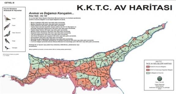 İçişleri Bakanlığı'ndan 39 numaralı av bölgesinde zaruri düzenleme